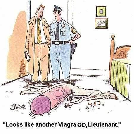Viagra penis size